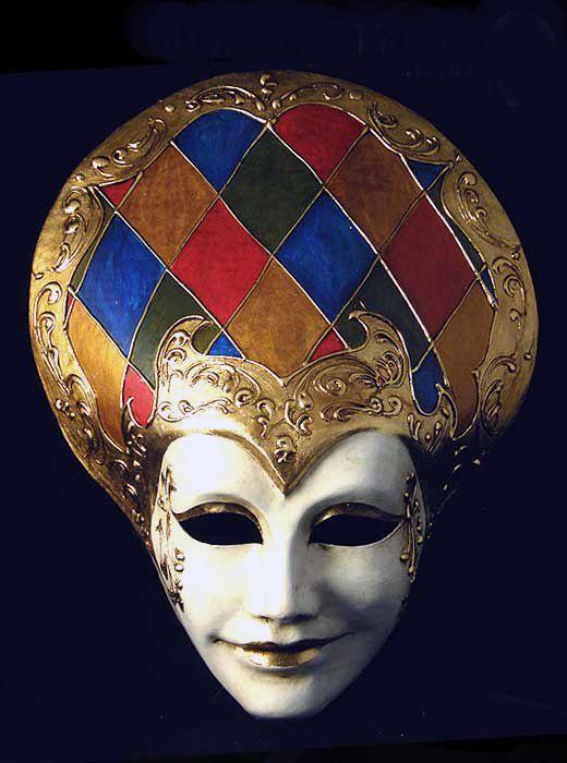O Arlequin: famoso herói da Commedia dell`Arte