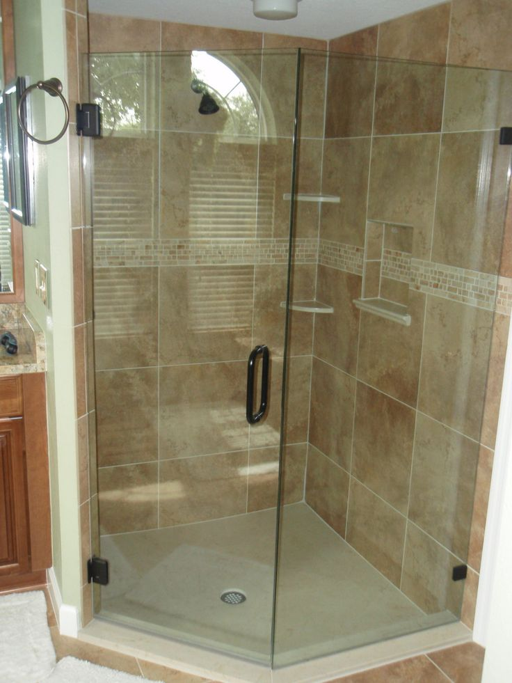 Images of Frameless Shower Enclosures | Shower Doors ...