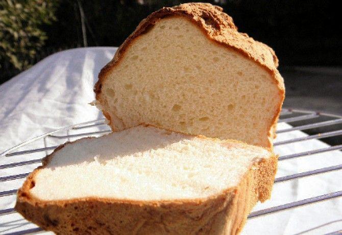 Gluténmentes kenyér Ritától