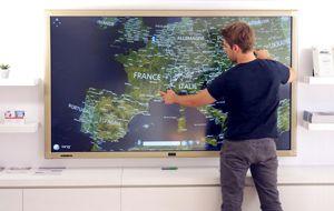 Pourquoi les écrans interactifs remplacent les tableaux interactifs (et les vidéoprojecteurs interactifs).