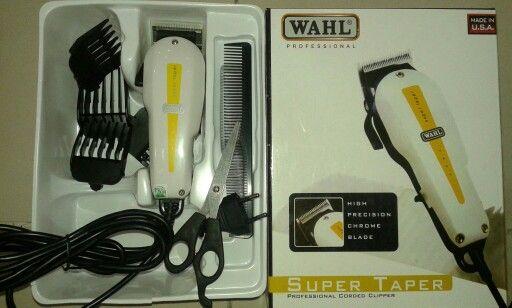 Wahl hair cliper