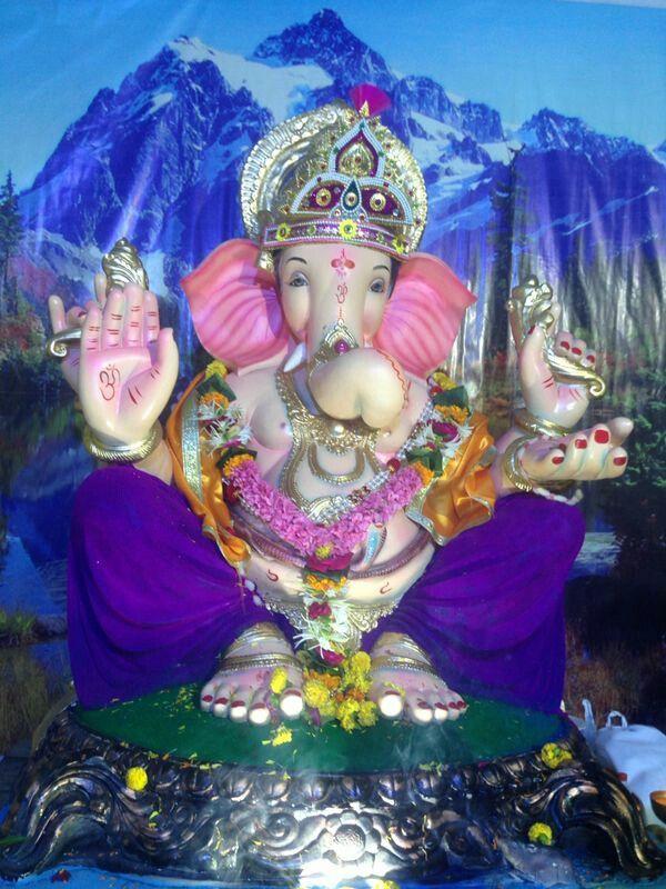 Kailashparbat ka Ganesha