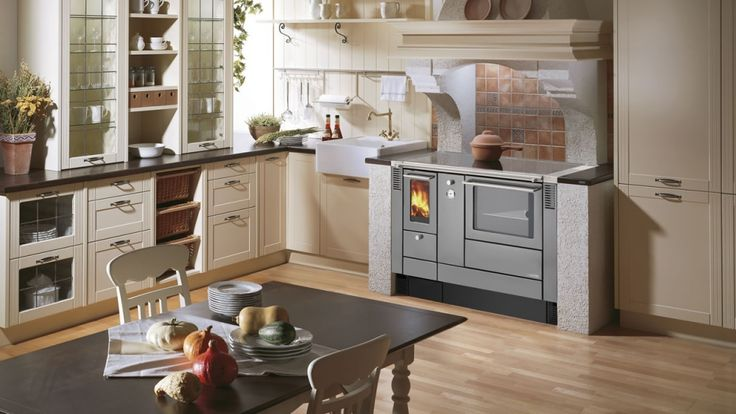 Lohberger AC105 Wood burning Cooker