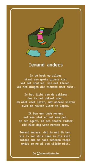 Kinderboekenweek 2016 Opa Sloddervos…
