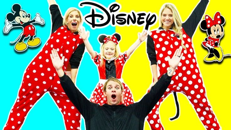 Disney Onesie Gymnastics Challenge with Cole and Sav. Learn how to play games at a gym!