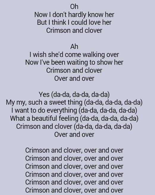 Metallica - No Leaf Clover Lyrics (HD) - YouTube