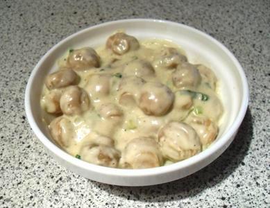 champignon rahm sauce von sandy2509