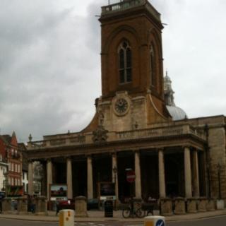 All Saints Church, Town Centre, Northampton England