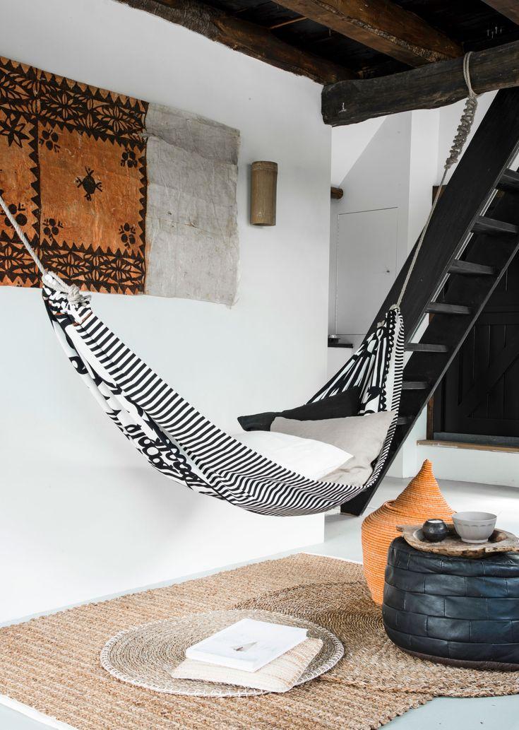 Hangmat voor binnen en buiten   vtwonen