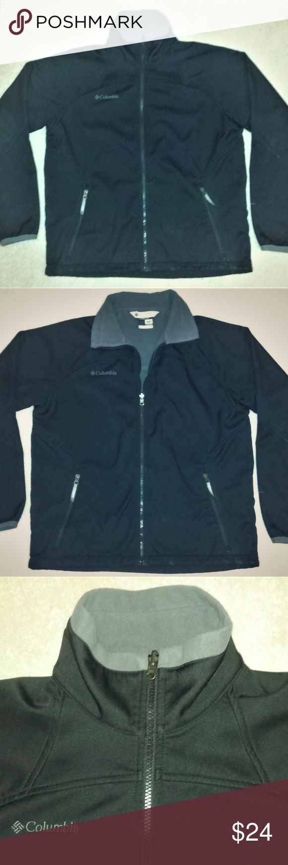Columbia Men Black Interchange Jacket Size Medium This men's Columbia jacket is in great pre-owned shape! Free of any defects and odors. Columbia Jackets & Coats