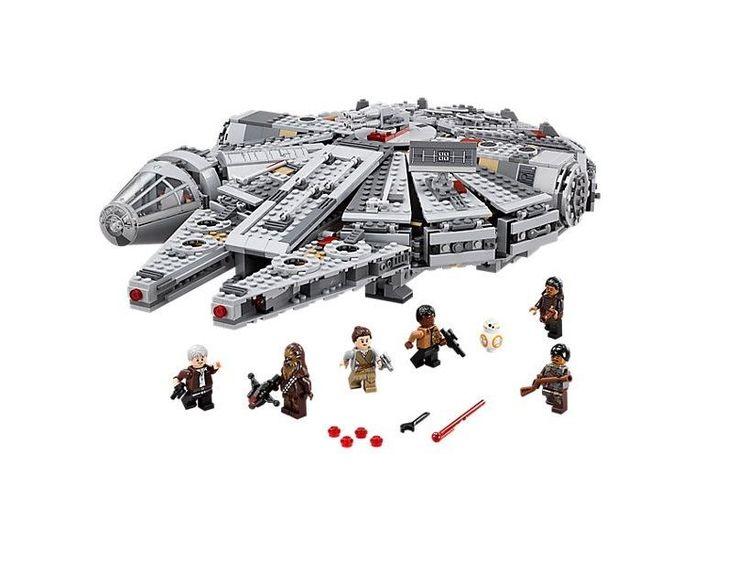 Lego Star Wars Millennium Falcon The Force Awakens Building Toys Set #LEGO