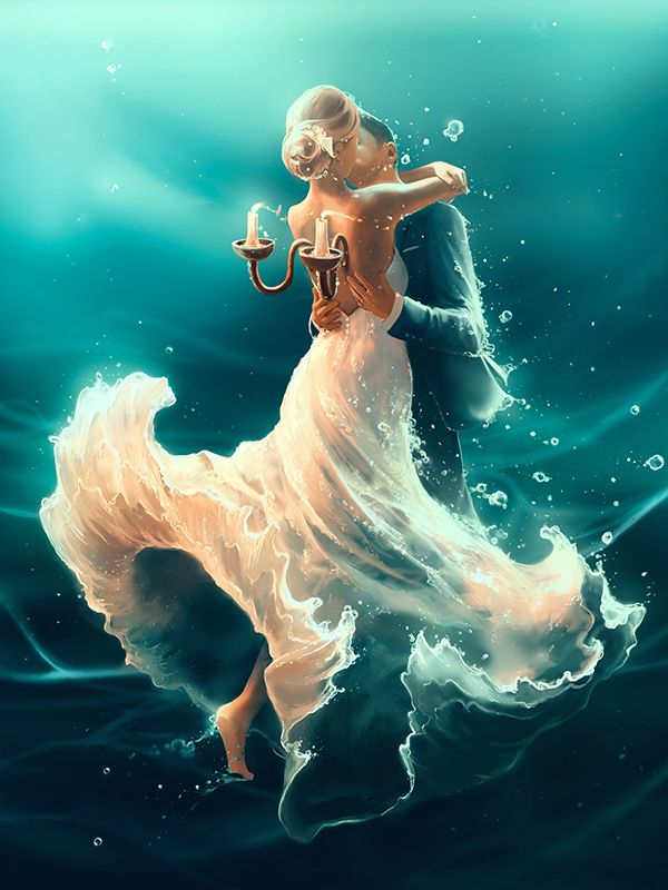Life is Now by Cyril Rolando, via Behance