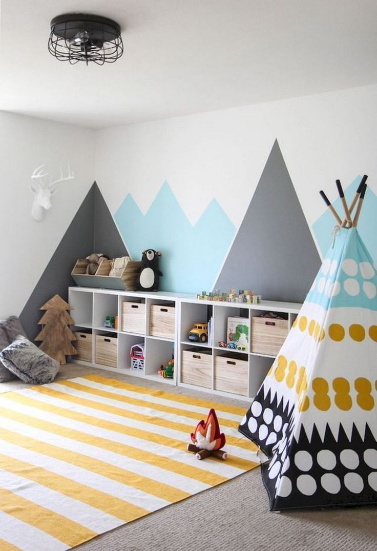 Terrific No Cost 55 Good Diy Playroom For Kids Decorating Ideas Pinturest Tips There S Nothing Greater Whe Kids Bedroom Decor Playroom Design Diy Playroom