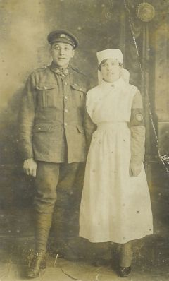 f51bbf6253f WW1 Commenwealth nurses uniform – part 4 – A tribute to some women and men  who served in armed conflicts