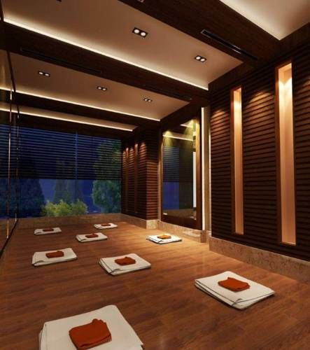 Yoga Wall Light : 100 best images about Black Door Fitness Club Update 9/9/2015 on Pinterest Toilets, Behance ...