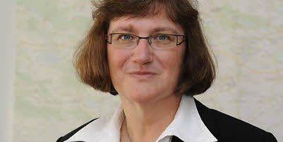 Christiane Bergmann ist Chefin der Polizeidirektion Sachsen-Anhalt Süd.