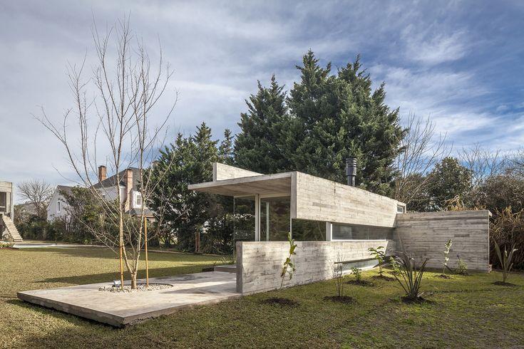 Gallery of Torcuato House Pavilion / Besonias Almeida Arquitectos - 1