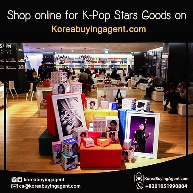 Shop Online For K Pop Stars Goods On Koreabuyingagent Com Kpop Kpoprp Kpoper Korean Korea Shopping Online Worldwide Shipping K Pop Star Kpop Online