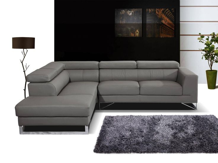 Canape Alinea Cuir S Canape D Angle Cuir Gris Conforama Check More At Https Marcgoldinteriors Com Canape Alinea Cuir In 2020 Home Decor Couch Decor