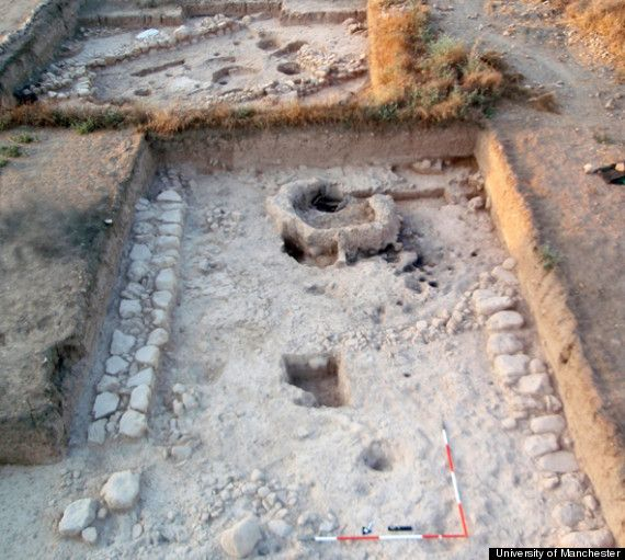 "Discovery of a ""microbrewery"" dating to the Bronze Age, about 3,500 years ago."
