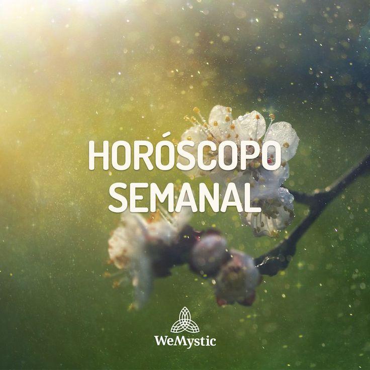Consulta el pronóstico del horóscopo semanal para tu signo del zodíaco. ¡El horóscopo semanal de WeMystic ya está disponible para esta semana!