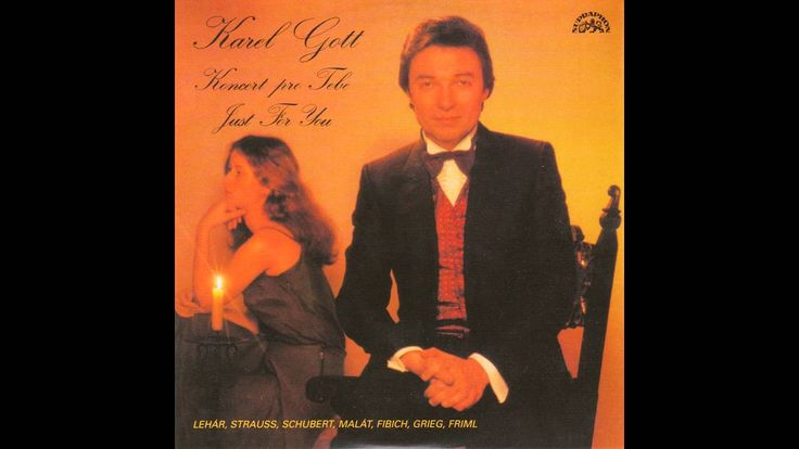 Karel Gott - Koncert Pro Tebe (1983)
