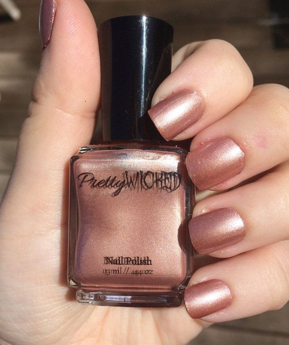 Brown Nail Color | Best Nail Designs 2018