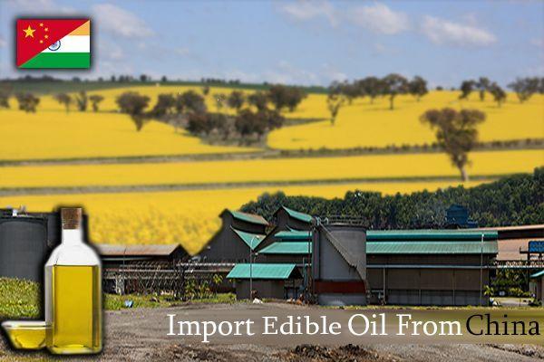 Import Edible Oil from China, How to Import Edible Oil from China?, A Complete Guide: Import Edible Oil from China, Why India Import Edible Oil #EdibleOilRefineryPlant #edibleoil #ImporterExporter #chinasupplier #IndiaOilRefinery #cookingoil #india #chinasupplier #enterpreneur