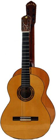 Ver Modelo Canastera Especial: Guitarra Flamenca del Constructor Francisco Bros, en el Blog de guitarra Artesana