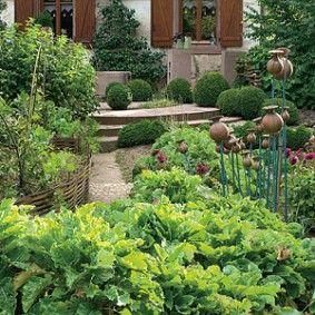 Animer le jardin en le nivelant - L. Hégo - Rustica