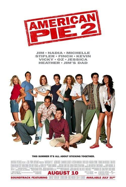 Watch American Pie 2 (2001) Full Movie Online Free