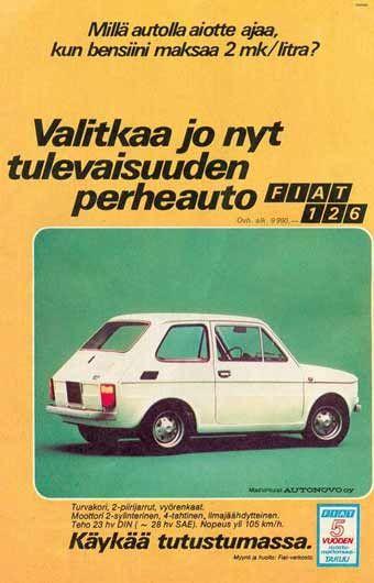 Fiat 126 - 60-luku