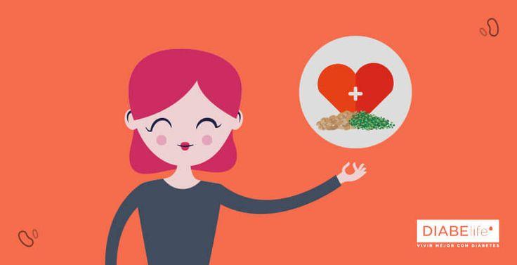 Las legumbres reducen el riesgo de enfermedades cardiovasculares, una complicación habitual para los diabéticos.