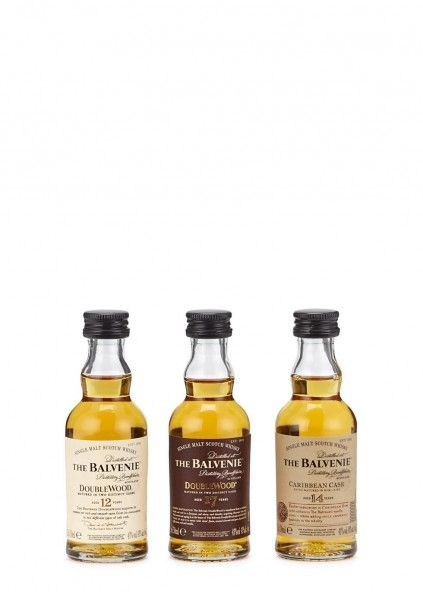 Miniature Tasting Collection Whisky Set