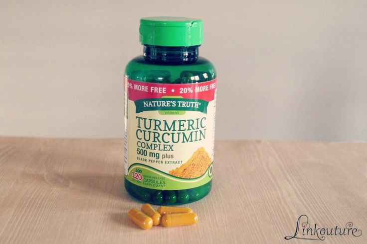 Nature's Truth Turmeric