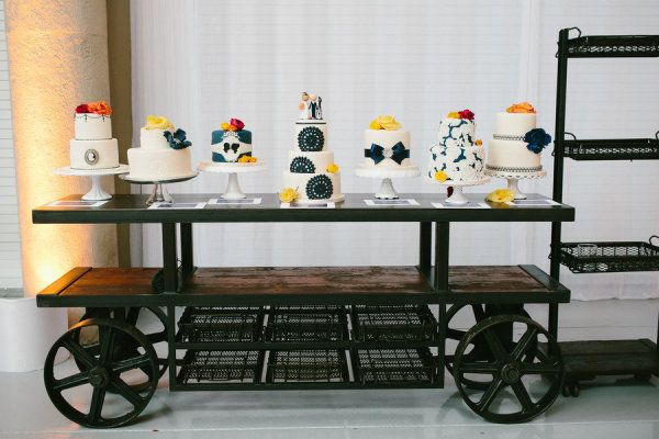 Designs For Wedding Cake Table