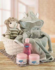 New Baby Gifts: Bundle of Joy Gift Basket !
