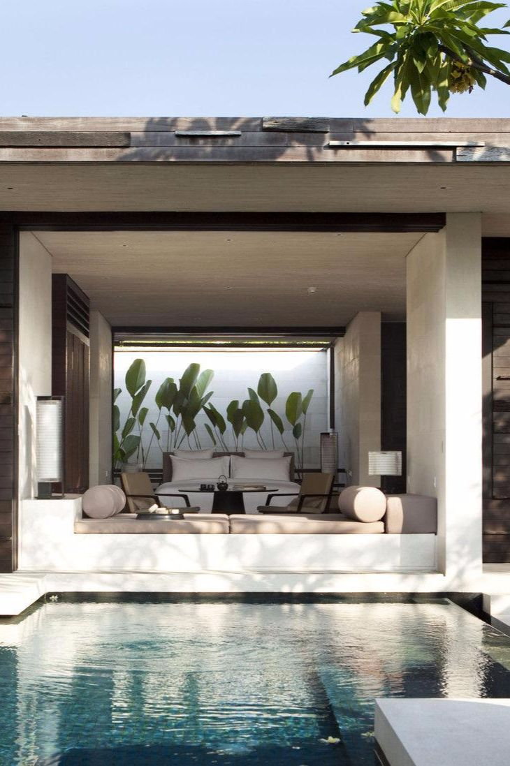 What We Love: All villas have private pools. Alila Villas Uluwatu (Bali, Indonesia) - Jetsetter