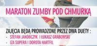 Plenerowy Maraton Zumby (Warszawa, 17.05.2015)