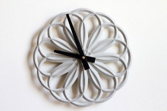 The Para-Clocks Project Lets You Design a Wall Clock Using ...