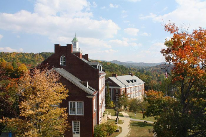 Elkins is able to preserve countless mountain traditions thanks to the  Davis and Elkins College.