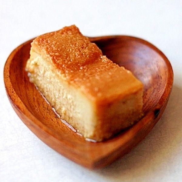 カノムモーケン風ココナッツプリン