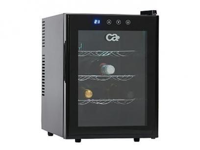 Adega Climatizada Casambiente 12 Garrafas ADG02 - Display LED Touch com as melhores condições você encontra no Magazine Linhatotal. Confira!