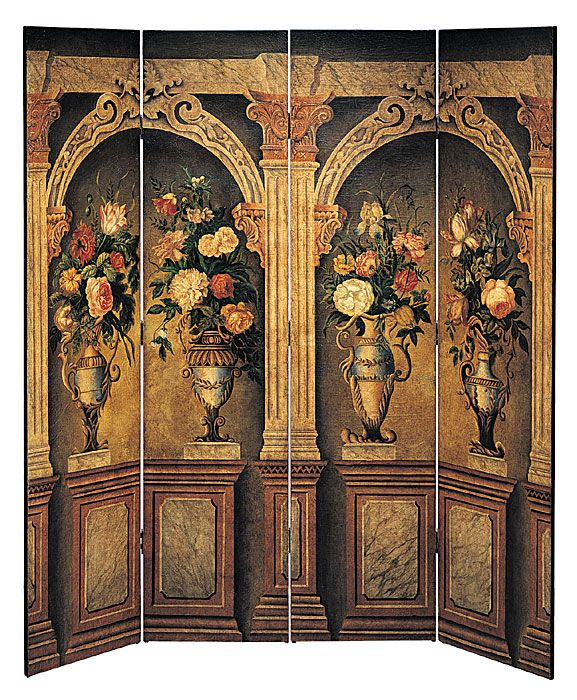 decorative screens   Google Search. 252 best Painted Room Dividers and Folding Screens images on
