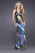 vestidos largos estampados - Buscar con Google