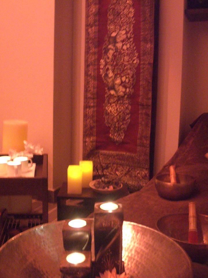 ZONE Ritual spa Hands