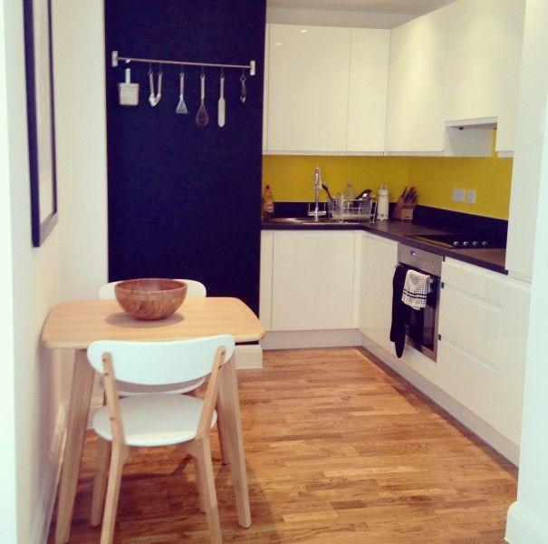 17 beste ideeu00ebn over Kleine Keuken Tafels op Pinterest - Kleine ...
