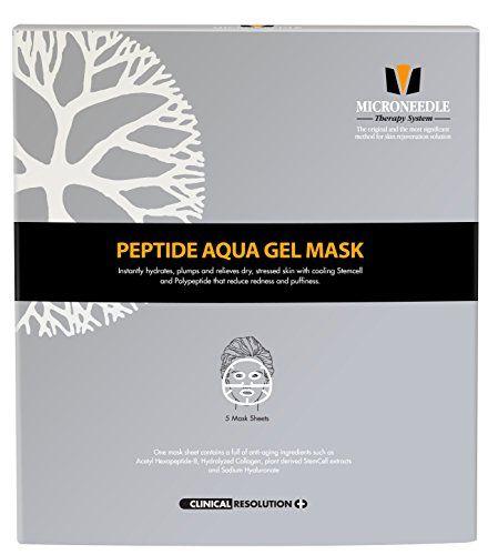 [5 sheets] MTS Peptide Aqua Gel Mask, Hydrating, Soothing... https://www.amazon.com/dp/B00GNOGVX2/ref=cm_sw_r_pi_awdb_x_dmb-yb28N4MXA