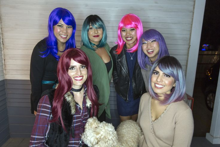 Coco Coquette is a wig and makeup shop for bachelorette, birthday, or just-for-fun parties in Austin, TX. Check out our recent wig party for inspiration!