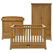 Buy Silver Cross Canterbury Furniture Range, Oak Online at johnlewis.com